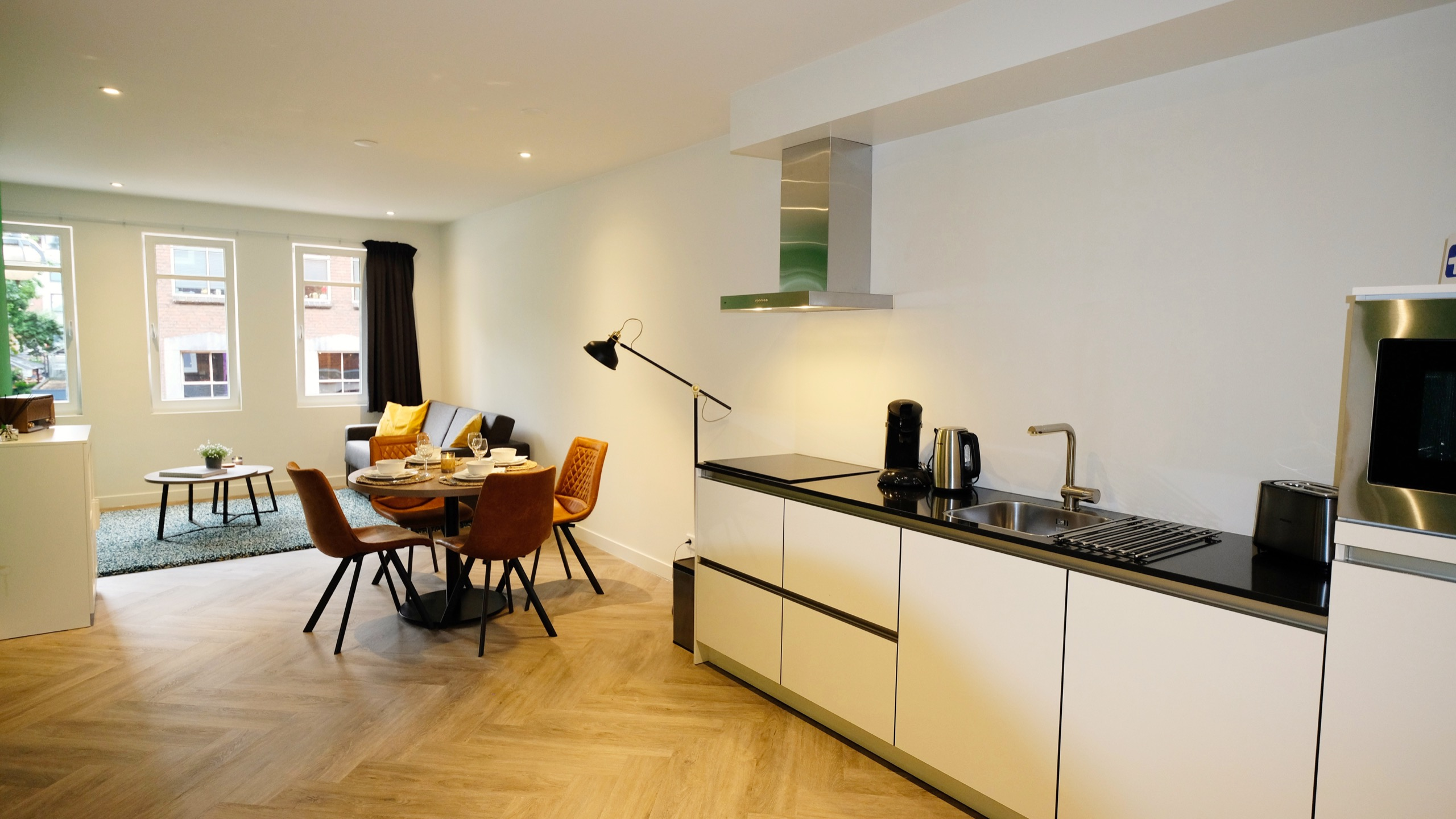 Green Stay Serviced Apartments Apartment A foto 04