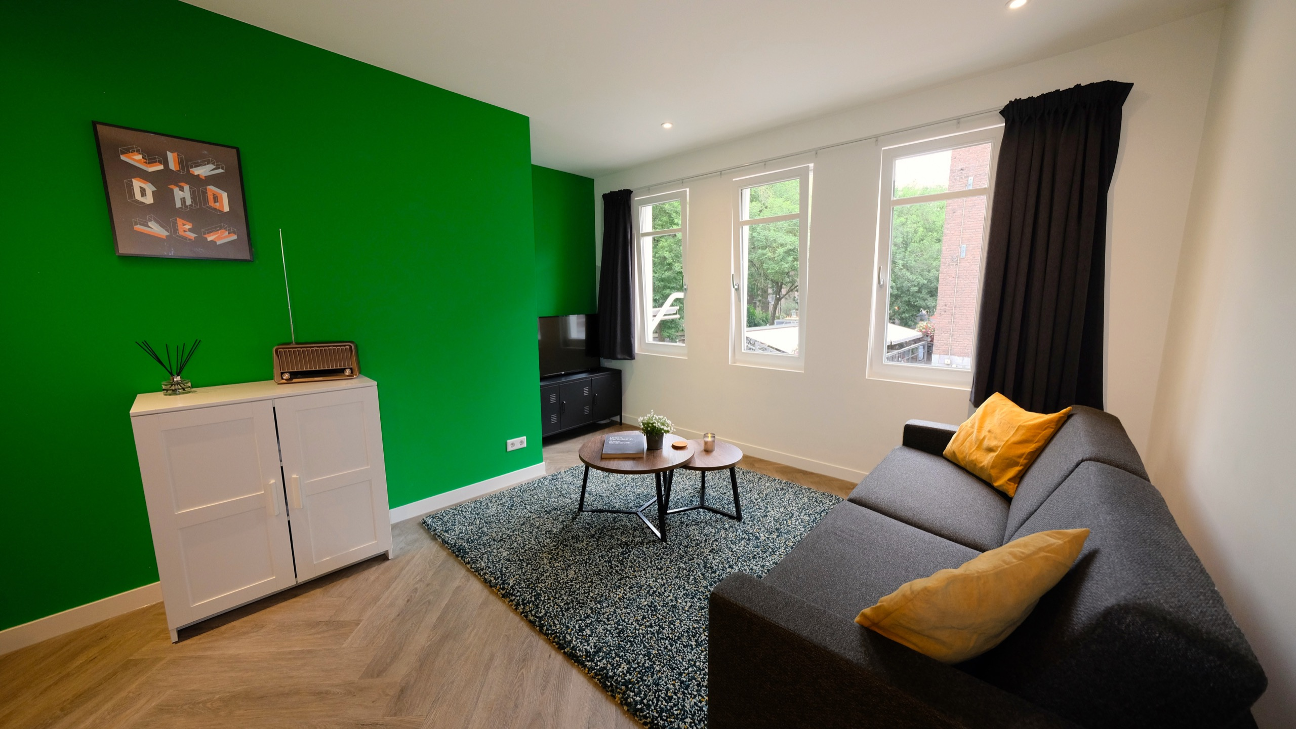 Green Stay Serviced Apartments Apartment A foto 11