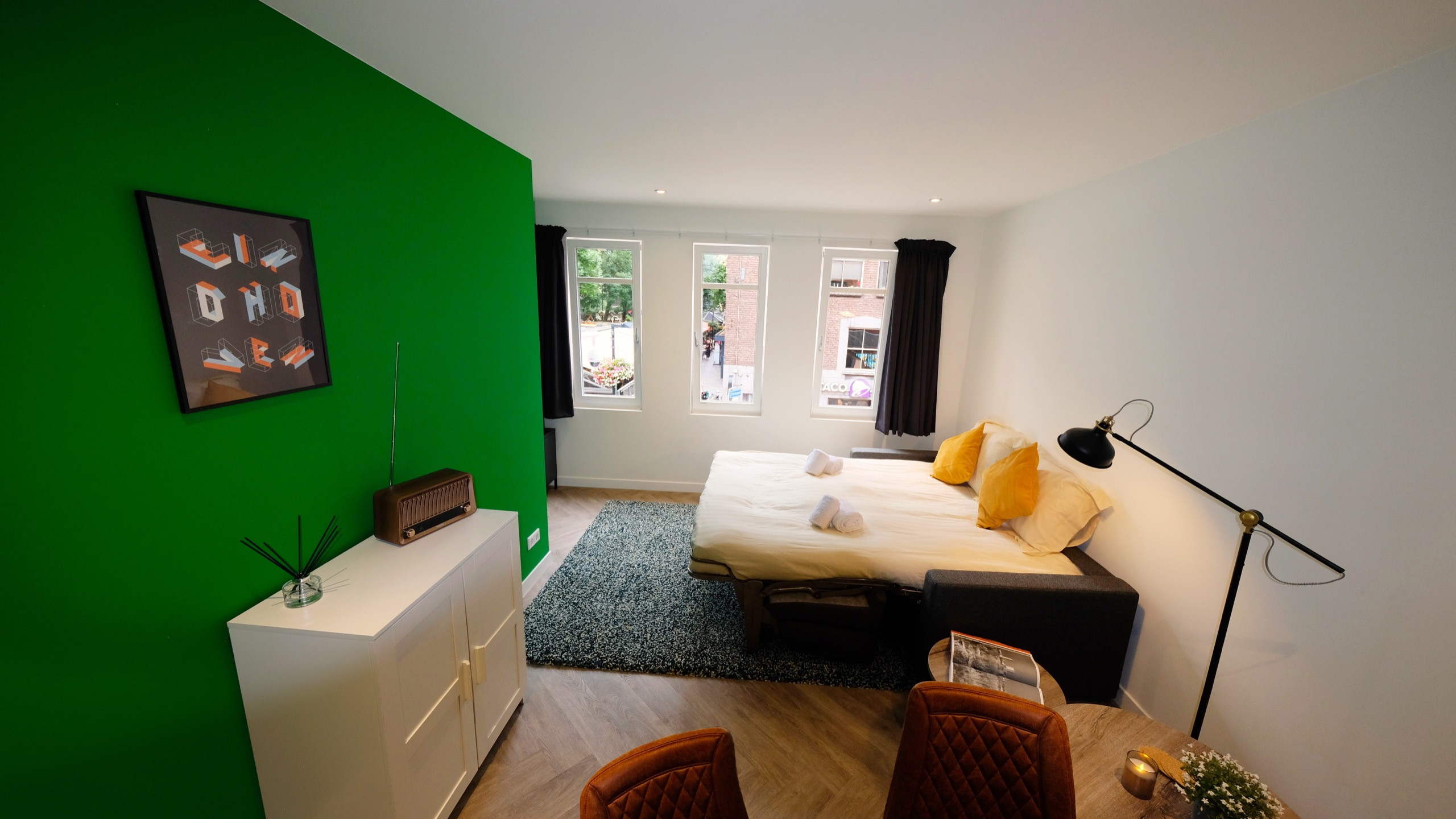Green Stay Serviced Apartments Apartment A foto 12