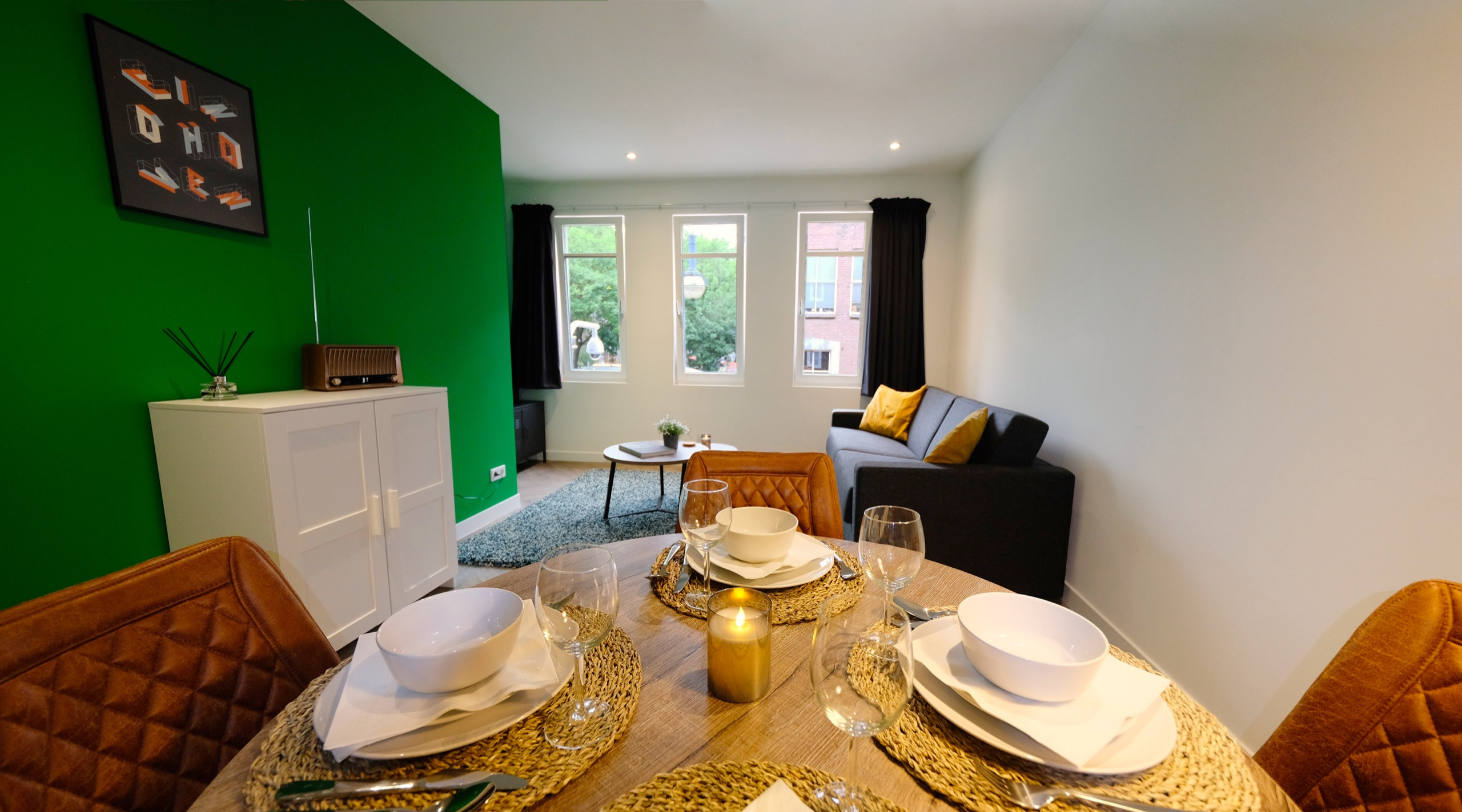Green Stay Serviced Apartments Apartment A foto 15