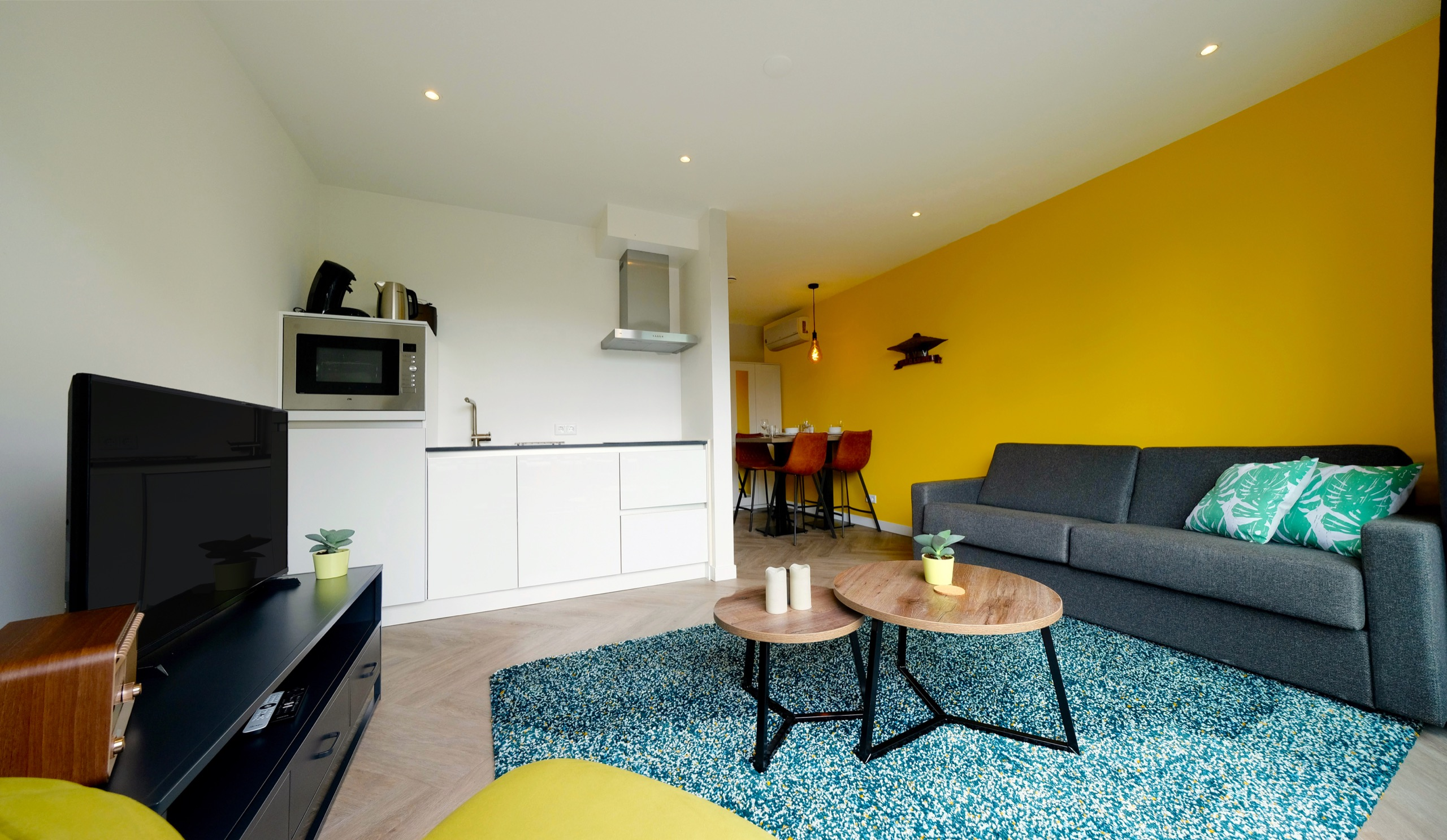 Green Stay Serviced Apartments Apartment C foto 02