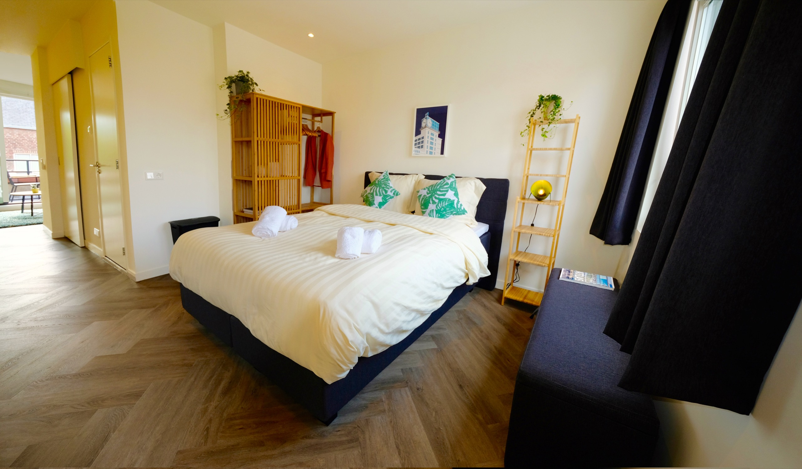 Green Stay Serviced Apartments Apartment C foto 10