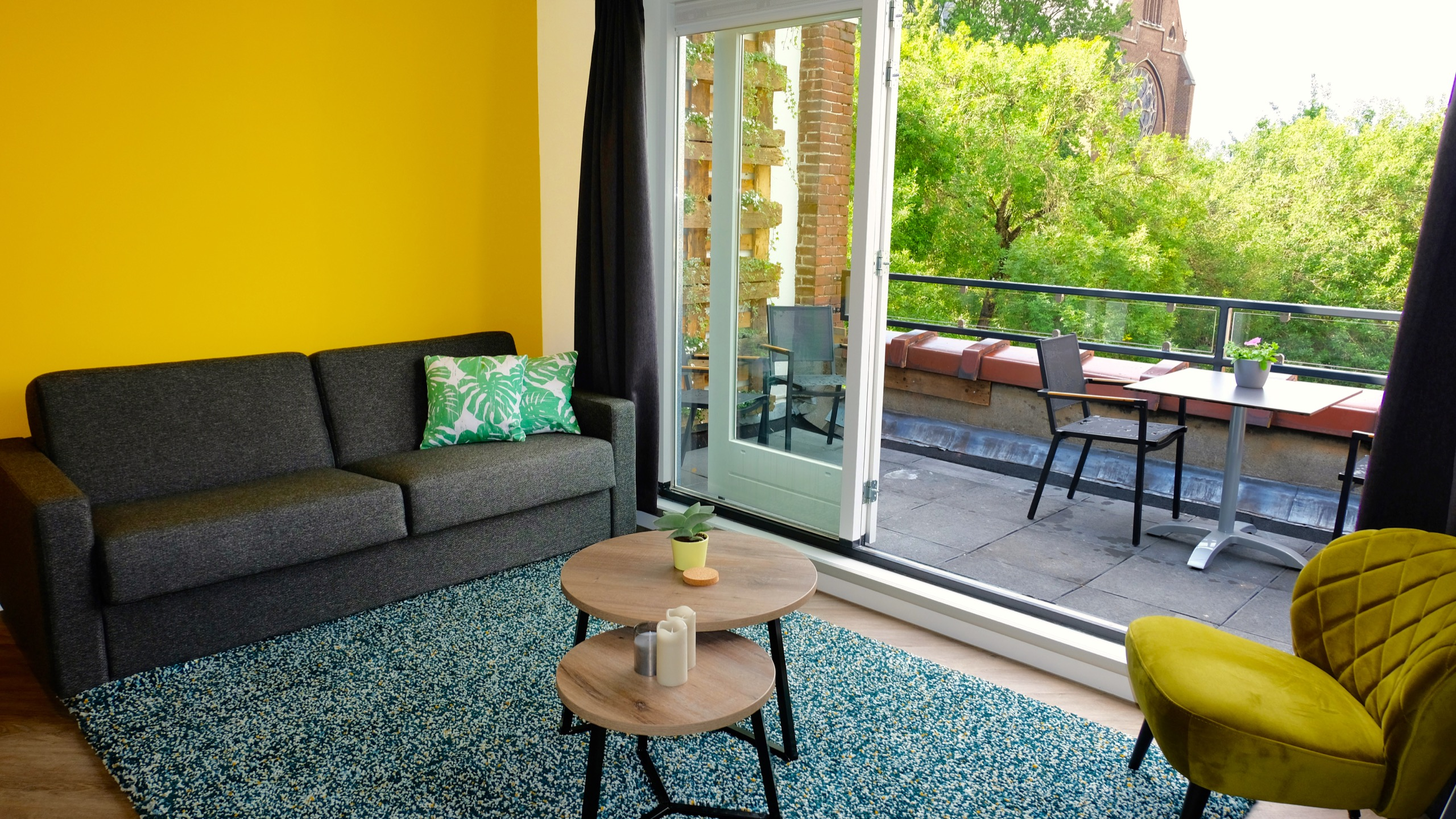 Green Stay Serviced Apartments Apartment C foto 14