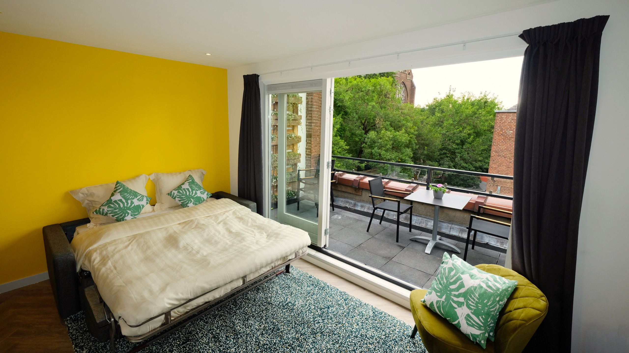 Green Stay Serviced Apartments Apartment C foto 15