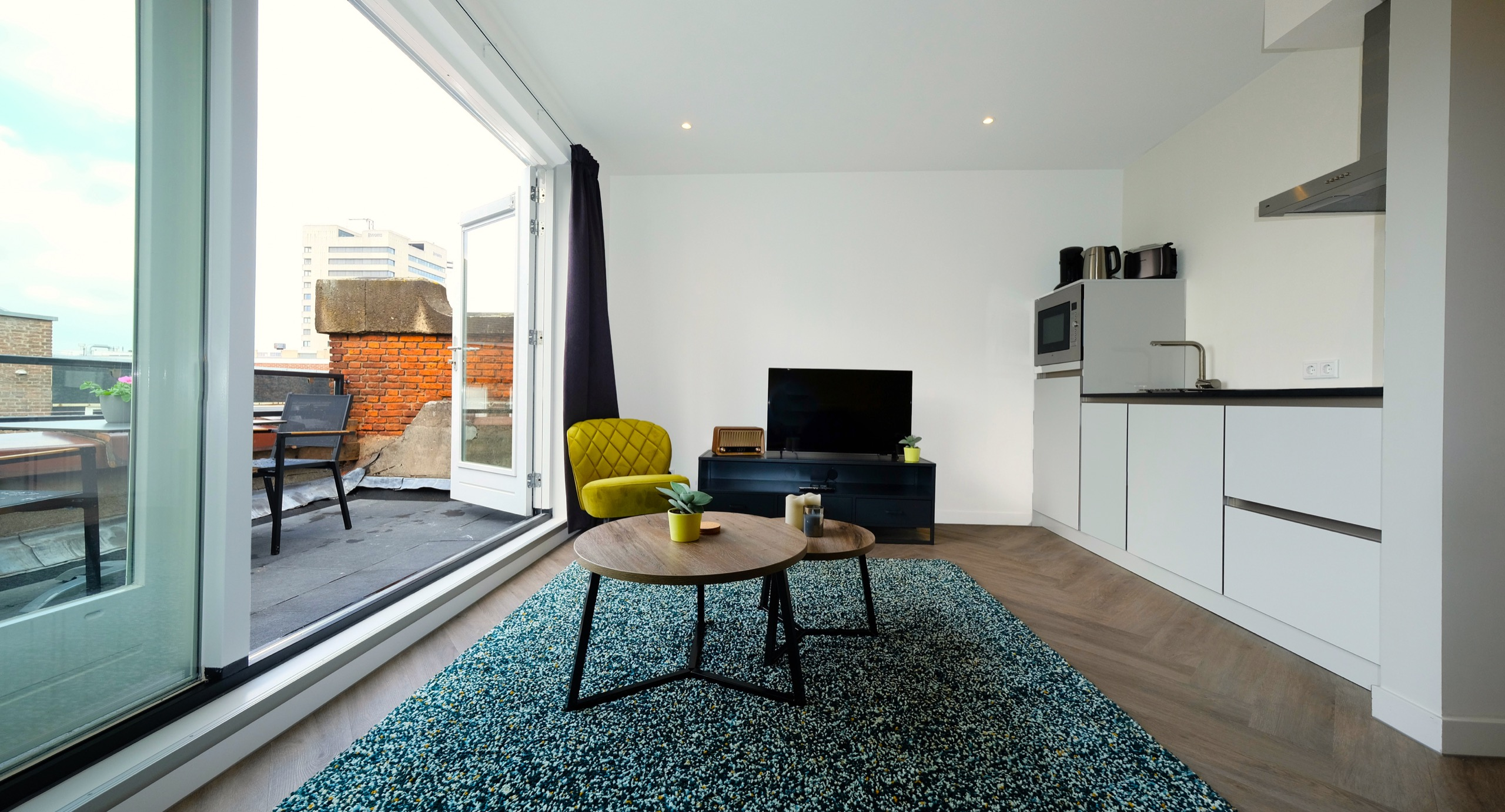 Green Stay Serviced Apartments Apartment C foto 19